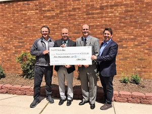 Fenwick Islander Motel Contributes $5,000 To Worcester County Education Foundation