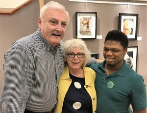 Ocean City Center For The Arts Hosts 2nd Annual Exceptional Abilities Art Auction