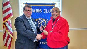 Ocean Pines General Manager Guest Speaker At Kiwanis Club Meeting