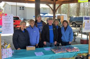 Ocean Pines Holds Annual Easter Egg Hunt In Whitehorse Park