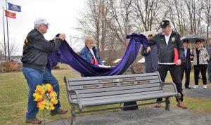 Bench Honors Eight Worcester Men Killed In Vietnam War