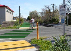 Berlin Bike Path Effort Moves Forward