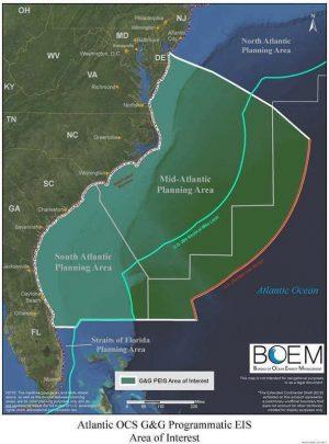 Senator Presses Cabinet Head On Offshore Drilling Exemption