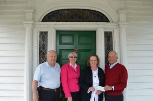 Berlin Heritage Foundation Accepts $1,000 Donation From Quillin Foundation