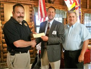 Berlin Lions Club Donates $1,000 To The Berlin Fire Department And $500 To The Berlin EMS