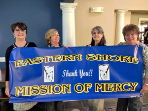 Fifty-five Dental Health Care Professionals Attend 1st Annual Mission Of Mercy Fundraiser