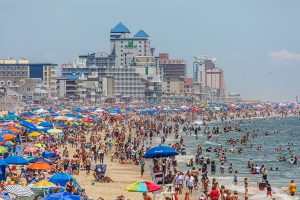 Ocean City Ranked A Top 10 Hot Summer Destination Choice