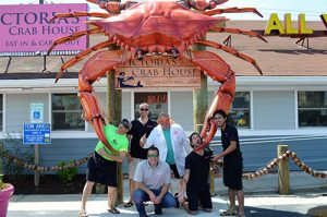 Emersons Celebrate New Crab House In Ocean City