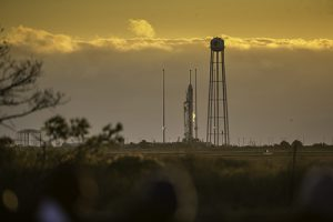Launch Marks Facility's 9th Space Station Resupply Mission