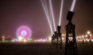 OC's Beach Lights Underway