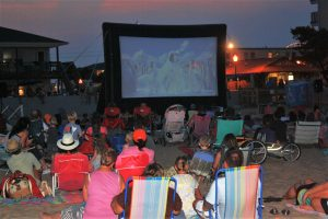 OC's Free Summer Beach Movie Schedule Announced