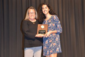 Laila Mirza Named SD High School Class Of 2018's Best All-Around