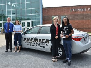 Beres And Moore Named SD High School April Premier Driving School Athletes Of The Month