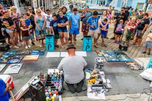 Court Sides Again With Ocean City Street Performers; Registration Process Eliminated By Federal Judge