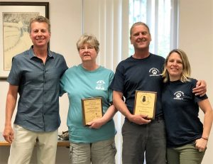 Worcester County Humane Society Recognizes 2017 Volunteer And Employee Of The Year