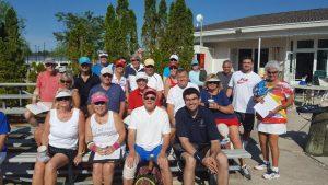 Ocean Pines Tennis Club Hosts OPTC Davis Cup