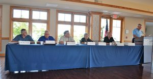 OPA Board Candidates Talk Issues At Forum