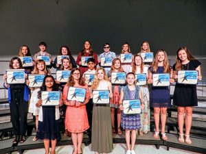 SD Middle School Students Presented With Rising Star Awards At Honor's Ceremony