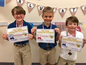 Worcester Prep Lower School Hosts Annual Grade 3 Spelling Bee