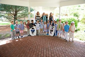 "Worcester Prep Pre-K Students Announce The Wedding Of ""Q"" And ""U"""