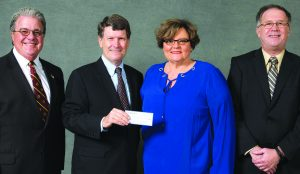 Endowment Creates Annual Laws Scholarship At SU