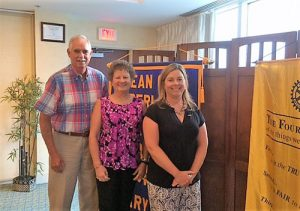 Ocean City-Berlin Rotary Club Elects New Officers For 2018-2019