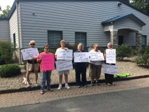 Ocean Pines Officials Criticized By Protestors For Geese Decision