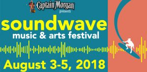 Soundwave Music, Arts Festival This Weekend