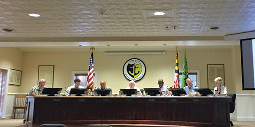Berlin Stormwater Project Nixed Again; Council Not Willing To Raise Utility Fee To Cover Expense