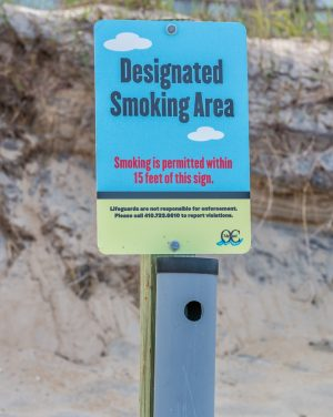 June Smoking Citations Up 1,000% In Ocean City