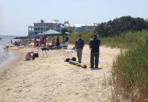 Bone Found In Chest Off Stinky Beach In WOC