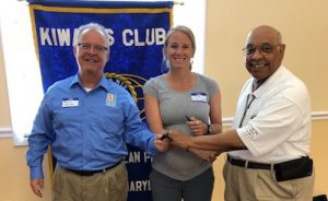 Representatives Of Maryland Coastal Bays Program Guest Speakers At Kiwanis Club Meeting