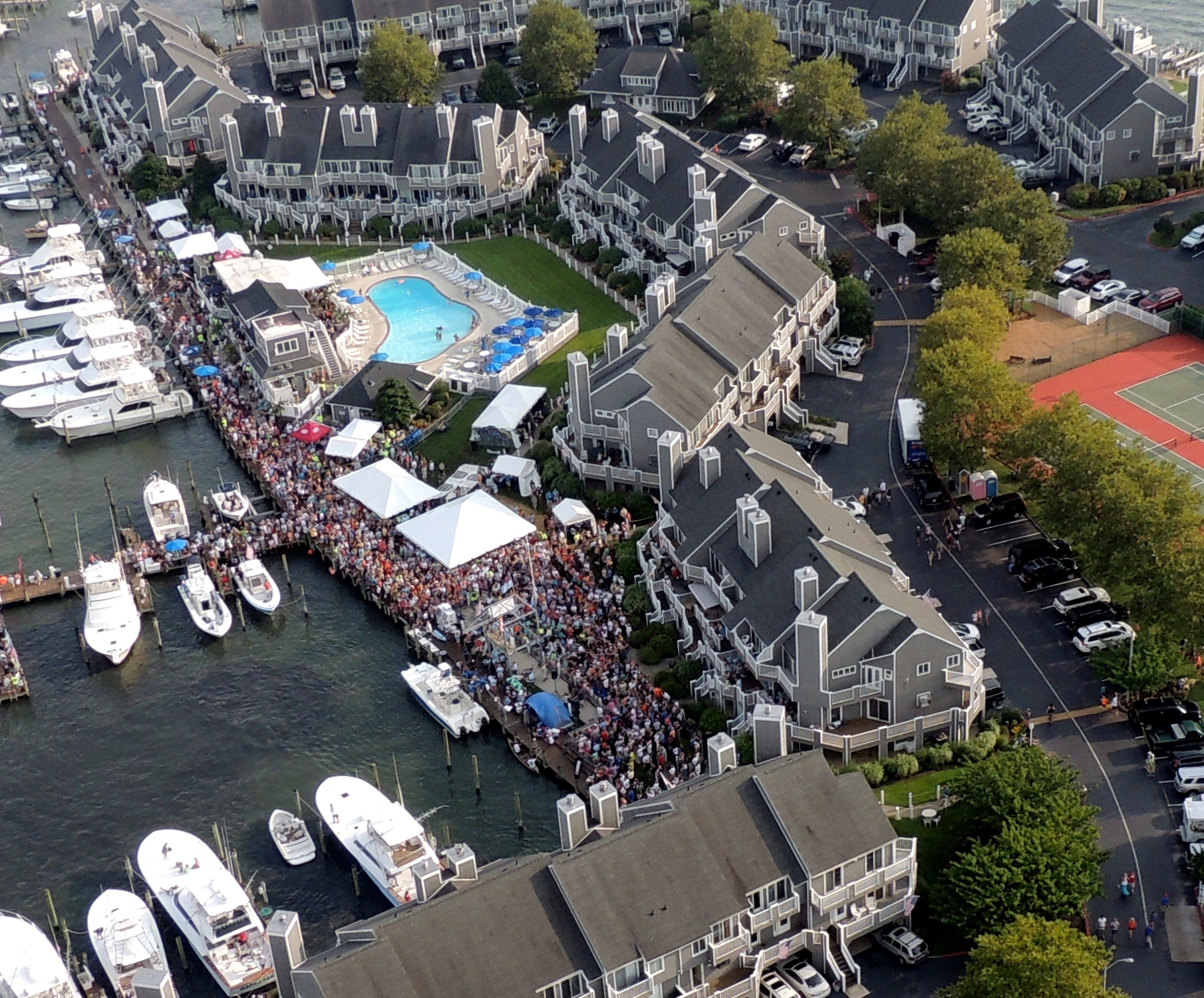 Council, WMO Reach Marlin Fest Event Agreement