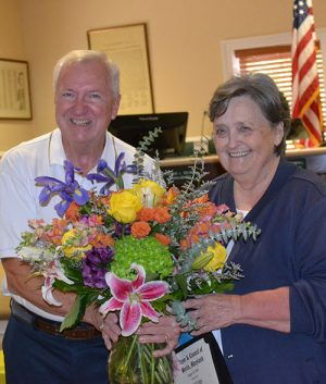 Long-Time Berlin Employees Retires After 45 Years