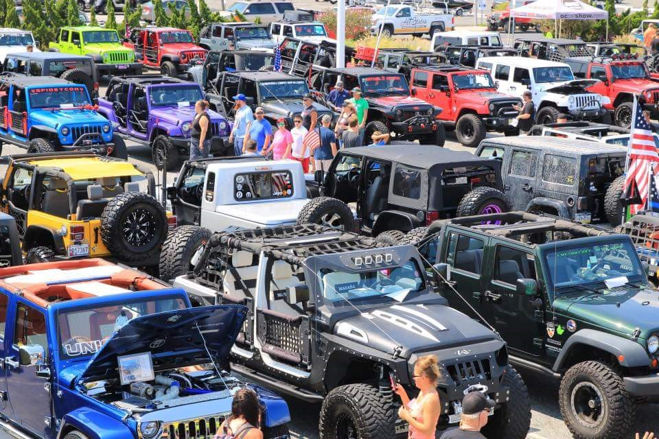 Ocean City Jeep Week >> 08 21 2018 Ocean City Jeep Week Returns With Two Obstacle