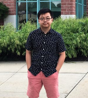 Teen Wins Prestigious Scholarship