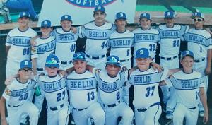 Berlin Little League Advances, Will Play On ESPN On Thursday