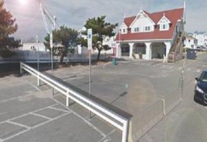 Boardwalk Access Project Cut Back Considerably