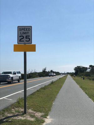 Assateague Island Speed Limit Reduced