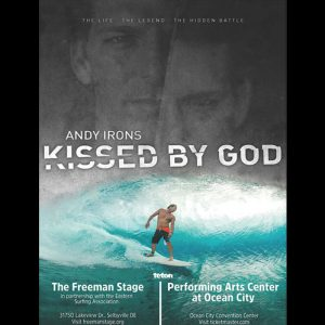 Andy Irons Film Showing Planned For Freeman Stage Saturday