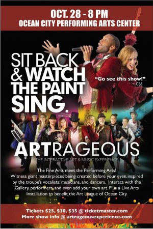 OC Art League Bringing Artrageous Show To OC