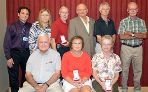 Peninsula Regional Medical Center's Nutrition & Diabetes Education Honor Eight Lilly Diabetes Journey Award Recipients