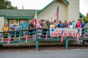 Worcester County Democratic Headquarters Holds Open House
