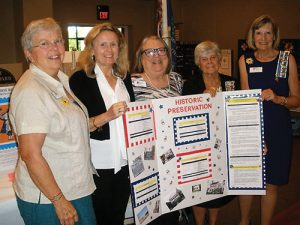 Daughters Of The American Revolution Gather For Fall Forum