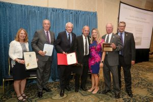 Jenkins Honored With Lifetime Achievement Award; Annual Chamber Banquet Honors Leading Citizens