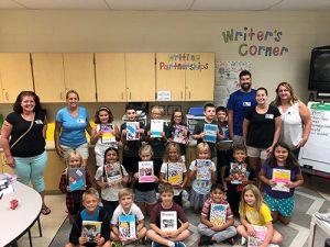 Third Graders At Ocean City Elementary School Excited To Start Writer's Workshop
