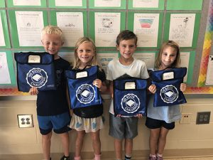 """Ocean City Elementary School Students Excited About """"100 Book Challenge"""""""