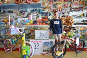 Boy Turns 268K Arcade Tix Into Christmas Gifts For Needy Families