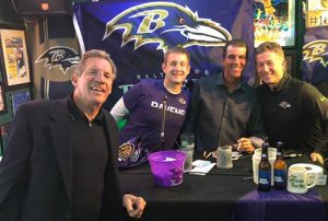 Weekly Ravens Rap Show Begins 18th Season In OC
