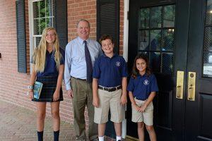 Worcester Prep Welcomes New Leader